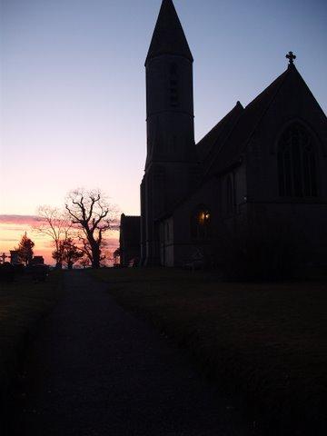 05 St Johns @ sunset
